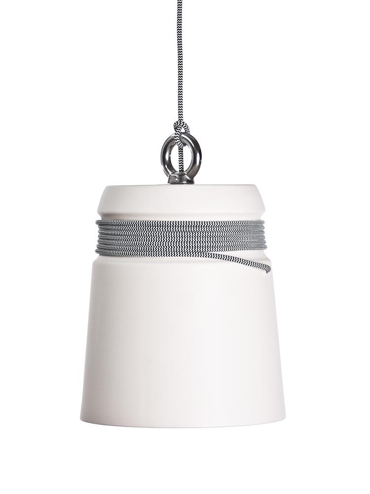 Large Cable Light white – Patrick Hartog Design