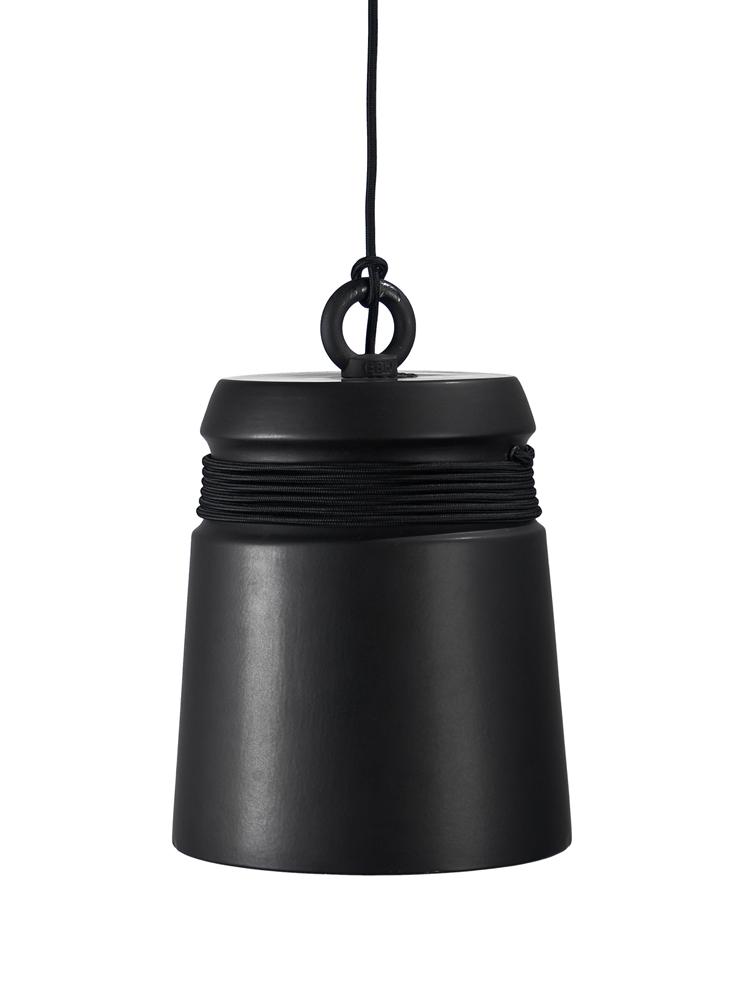 Large Cable Light black – Patrick Hartog Design