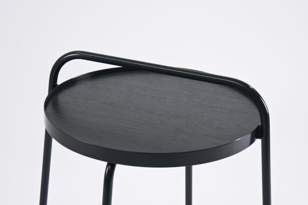 Bucket side table designed by Patrick Hartog