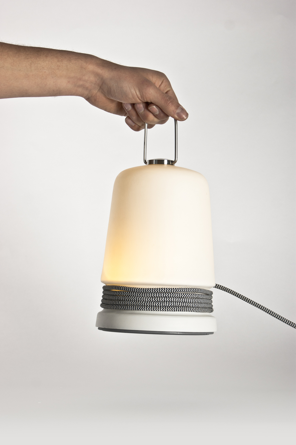 Table Cable Light designed by Patrick Hartog