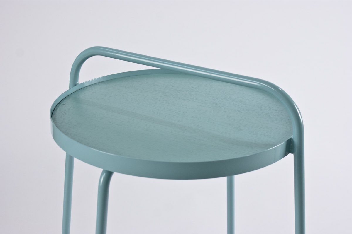 The Bucket side table designed by Patrick Hartog