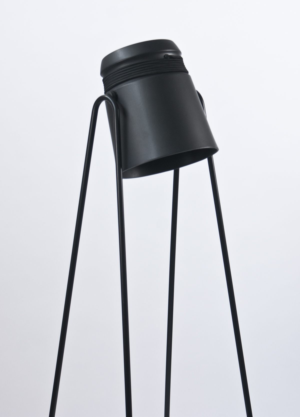 Cable Light Floor lamp design by Patrick Hartog